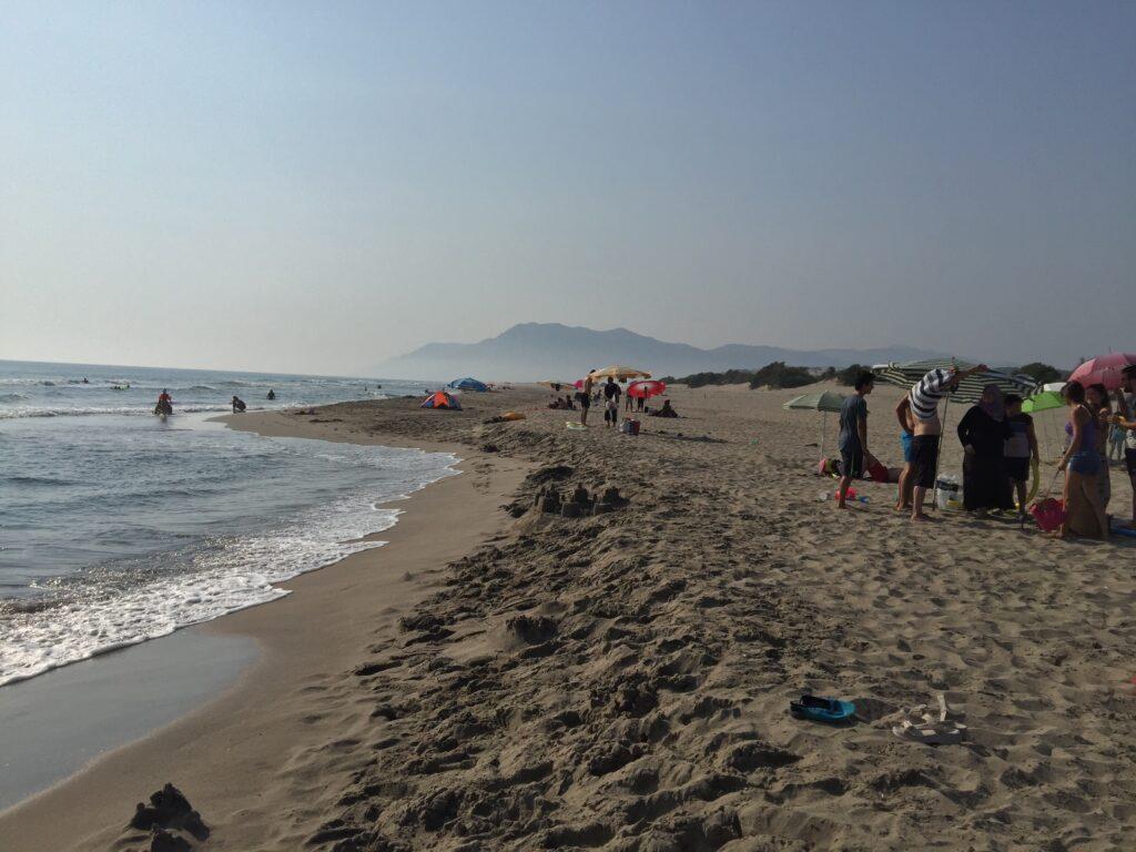 Patara Plajı, Türkiye'nin en uzun 2. sahilidir.